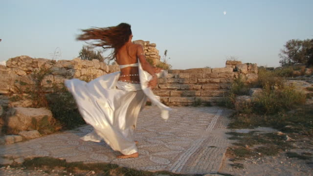 dance on the ruins - tradition stock videos & royalty-free footage