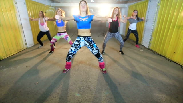 Dance to stay fit Zumba