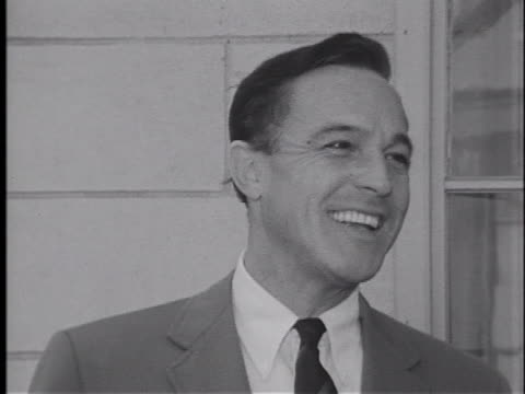 dancer and choreographer gene kelly talks about dance becoming an integrated part of a film rather than simply show business stories. - business or economy or employment and labor or financial market or finance or agriculture stock videos & royalty-free footage