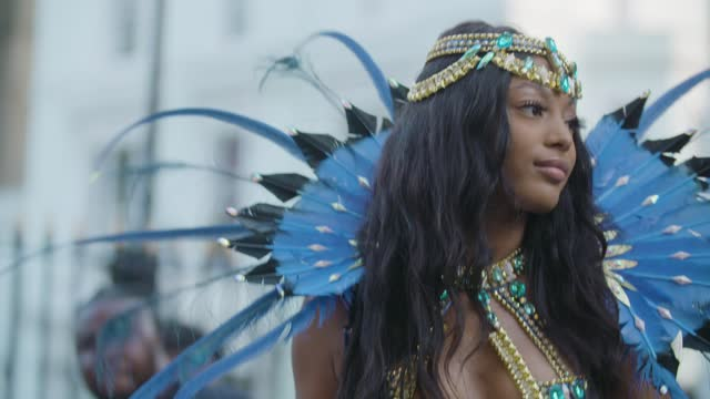 GBR: Notting Hill Carnival 2021 Launch