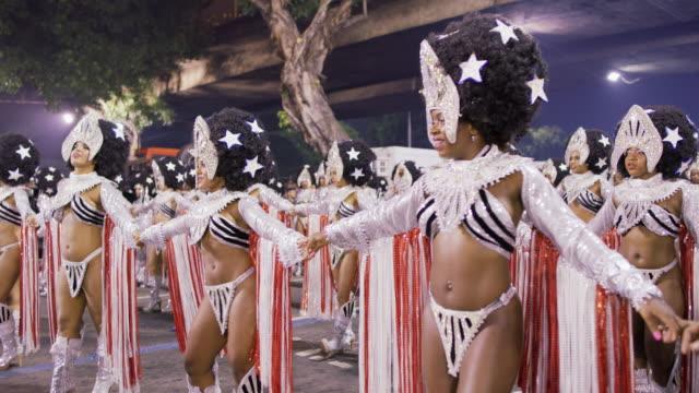 MS Dancers at Rio Carnival / Rio de Janeiro, Brazil