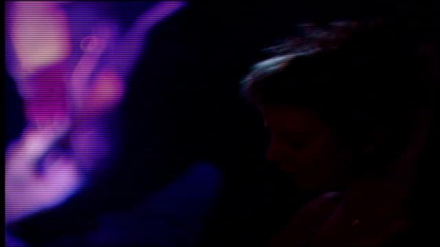 Dancing at the Palladium Nightclub in 1992 New York