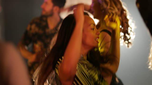 dancing away - cheerful stock videos & royalty-free footage