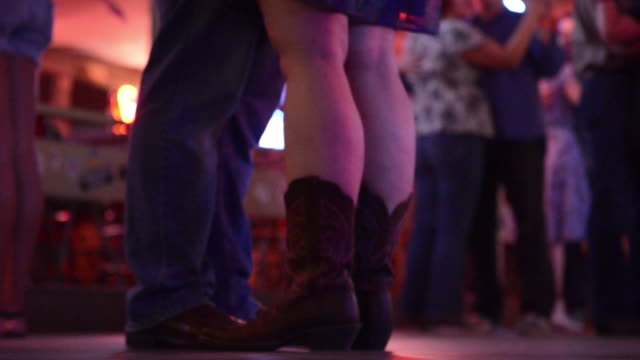 dancing feet - country and western stock videos & royalty-free footage