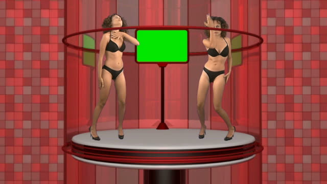 dancing girl - television show stock videos & royalty-free footage