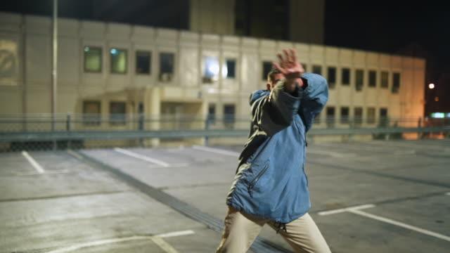 ダンスは私の情熱 - モダンダンス点の映像素材/bロール