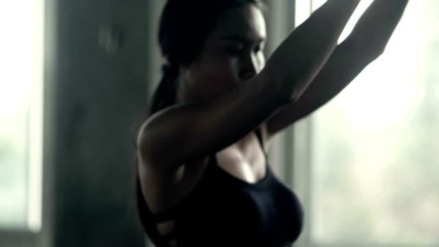 Dancing  : Part of a human body close-up.