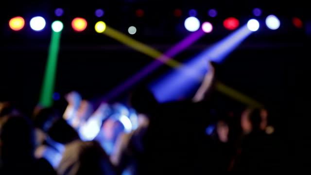 tanzende Menschen auf party