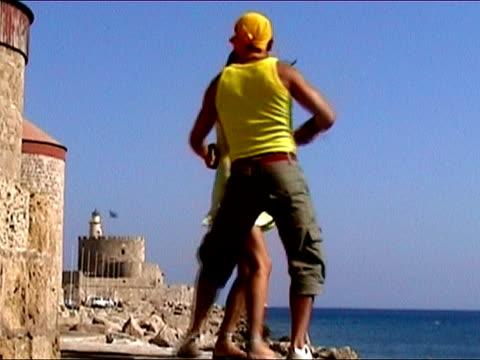 dancing salsa - salsa stock videos & royalty-free footage