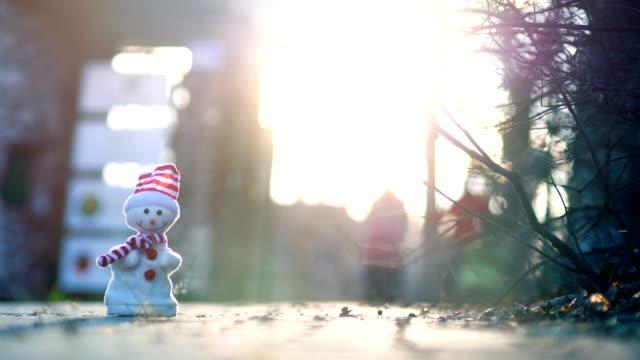 Tanzen, Schneemann, Weihnachten, lustig, Humor