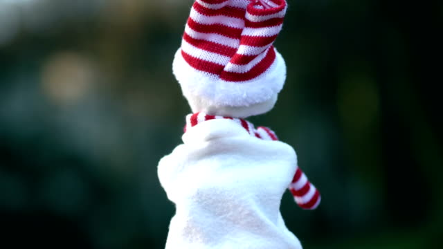 Tanzen Schneemann, Swing, Weihnachten, lustig, Humor
