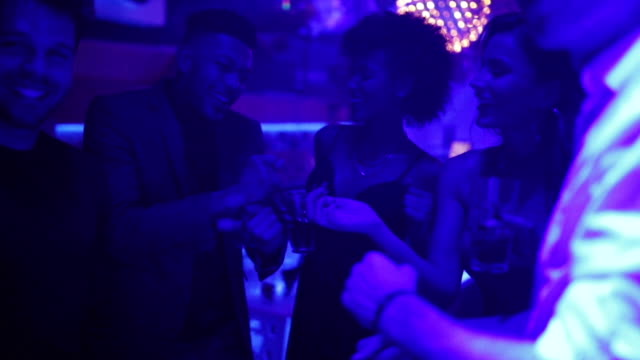 dancing the night away - drunk stock videos & royalty-free footage