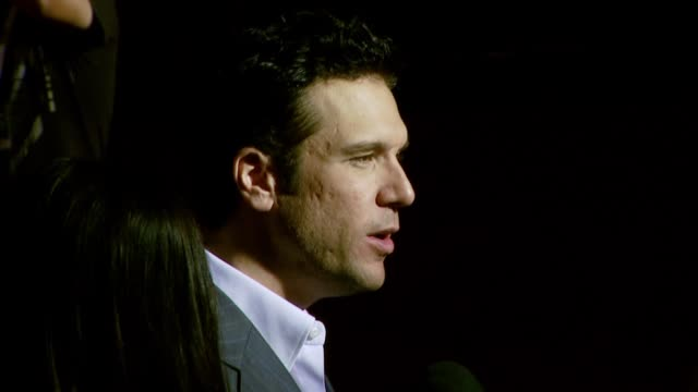 dane cook at the 'dan in real life' world premiere at the el capitan theatre in hollywood, california on october 24, 2007. - el capitan theatre stock videos & royalty-free footage