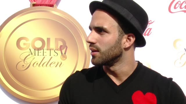 INTERVIEW Danell Levya on being excited for Gold Meets Golden what celebrities he's looking forward to meeting talks about wanting to become an actor...