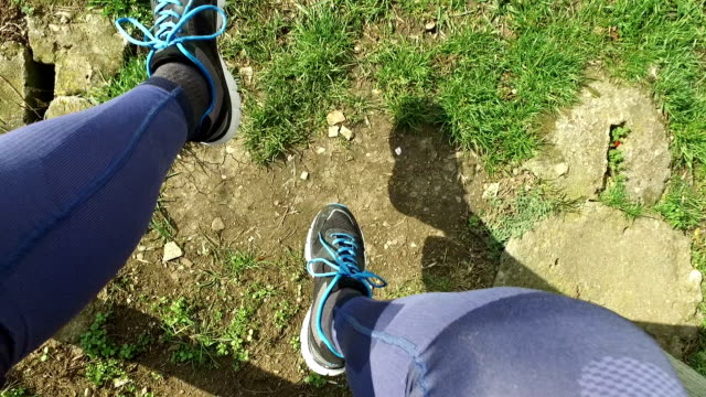 dangling feet. - feet up stock videos and b-roll footage