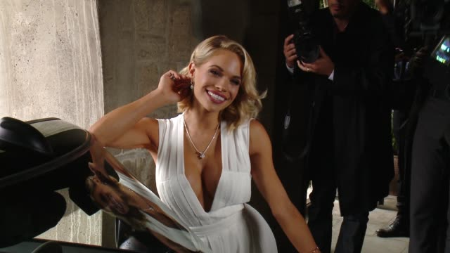 dani mathers at playboy's 2015 playmate of the year announcement ceremony honoring dani mathers on may 14 2015 in los angeles california - playboy magazine stock videos and b-roll footage