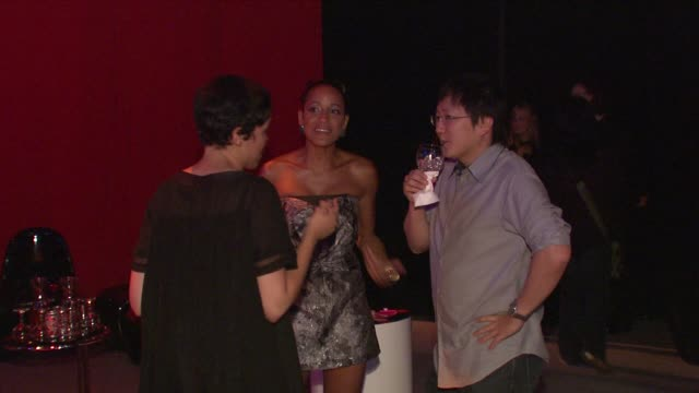 Dania Ramirez and Masi Oka at the Maxim Hot 100 2009 at Santa Monica CA