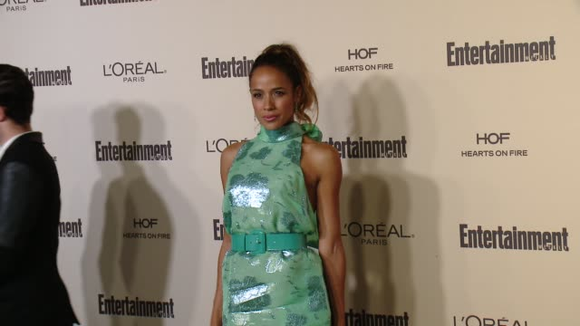 dania ramirez at entertainment weekly's preemmy celebration at fig olive melrose place on september 18 2015 in west hollywood california - entertainment weekly stock videos and b-roll footage