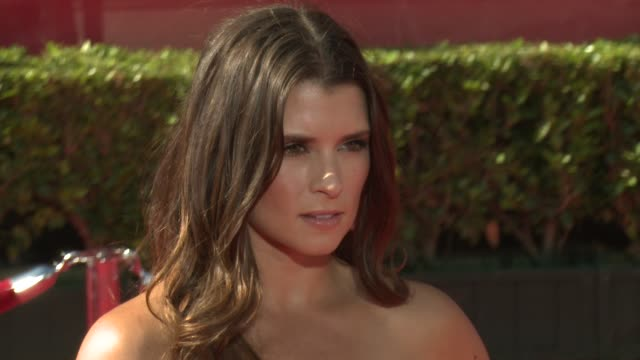 Danica Patrick at 2012 ESPY Awards on 7/11/2012 in Los Angeles CA