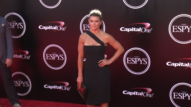 Danica Patrick at the 2016 ESPY Awards at Microsoft Theater on July 13 2016 in Los Angeles California