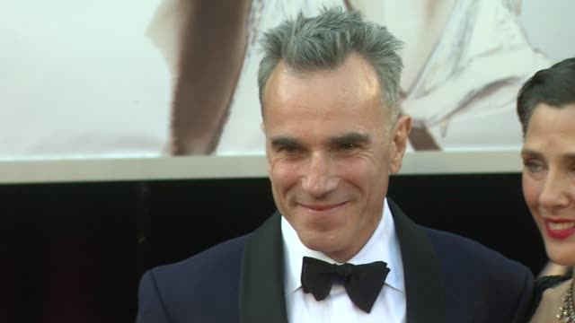 Daniel DayLewis at 85th Annual Academy Awards Arrivals on 2/24/13 in Los Angeles CA