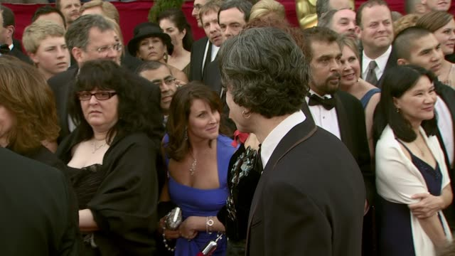 Daniel DayLewis at the 2008 Academy Awards at the Kodak Theatre in Hollywood California on February 24 2008
