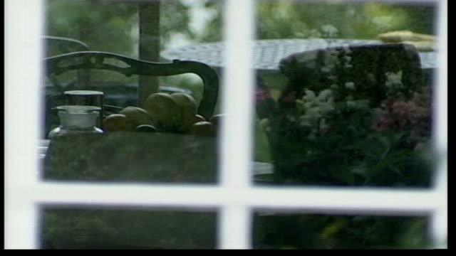 daniel gonzalez found guilty of random murders; tx 17.9.2004 highgate: house where robinsons were murdered date unknown kings cross: int train... - highgate stock videos & royalty-free footage