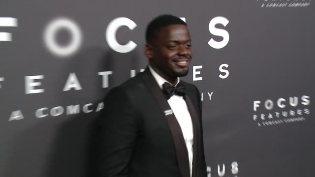 daniel kaluuya at focus features 75th golden globe awards afterparty at the beverly hilton hotel on january 07 2018 in beverly hills california - daniel kaluuya stock videos and b-roll footage
