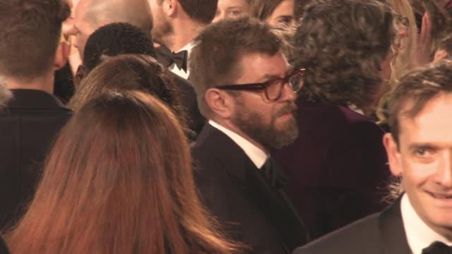 daniel kaluuya at the ee british academy film awards at royal albert hall on february 18 2018 in london england - daniel kaluuya stock videos and b-roll footage