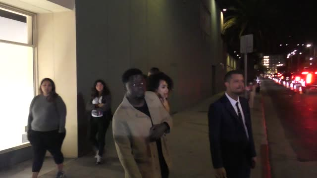 daniel kaluuya attends the 2018 netflix primetime emmys afterparty at neuehouse in hollywood in celebrity sightings in los angeles - daniel kaluuya stock videos and b-roll footage