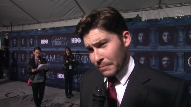 INTERVIEW Daniel Portman on that he's here at the TCL Chinese Theater and what it means to have his show premiere at such an iconic Hollywood theater...