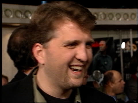 daniel roebuck at the 'us marshals' premiere at fox westwood village in los angeles, california on march 4, 1998. - westwood village stock videos & royalty-free footage