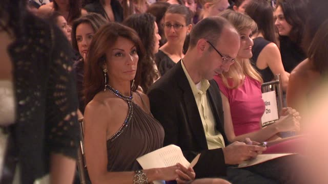 Danielle Staub at the Bravo's 'The Fashion Show' Finale at New York NY