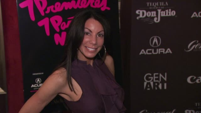 Danielle Staub at the Gen Art Film Festival Screening Of 'Happythankyoumoreplease' at New York NY