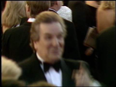danny aiello at the 1991 academy awards at the shrine auditorium in los angeles, california on march 25, 1991. - shrine auditorium 個影片檔及 b 捲影像