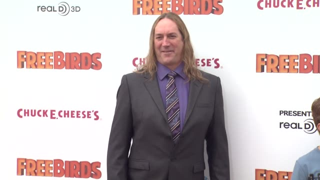 Danny Carey at Free Birds Los Angeles Premiere on in Westwood CA