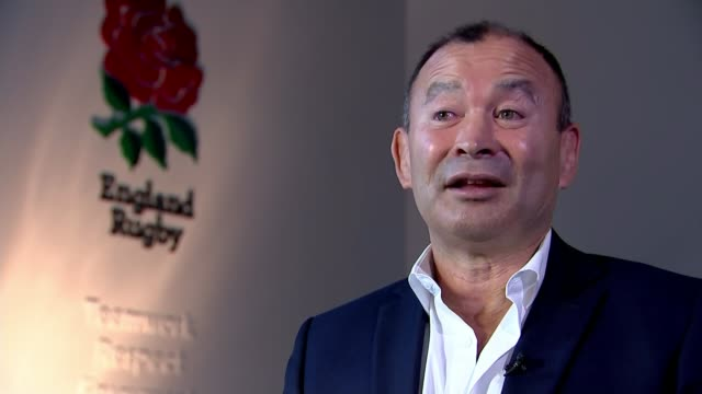 Danny Cipriani not invited to England training camp ENGLAND INT Eddie Jones interview SOT