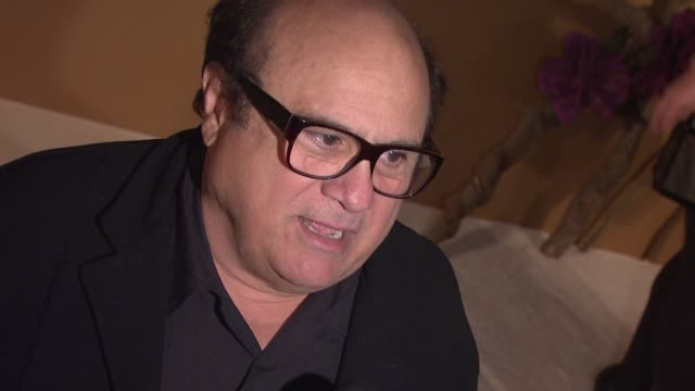 Danny DeVito at the MoMA's Second Annual Film Benefit Honoring Tim Burton at New York NY