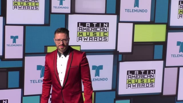 Danny Gokey at the 2016 Latin American Music Awards at Dolby Theatre in Hollywood at 2016 Latin American Music Awards on October 06 2016 in Hollywood...