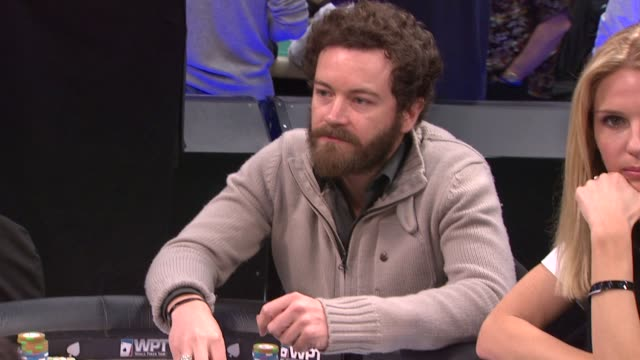 Danny Masterson at the 7th Annual World Poker Tour Invitational at Los Angeles CA
