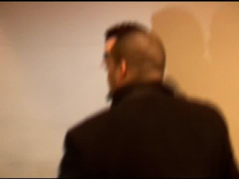 danny mcbride arrives at mtv studios in new york 03/28/11 - mtv stock videos & royalty-free footage
