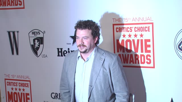 Danny McBride at the 15th Annual Critics' Choice Movie Awards AfterParty at Hollywood CA