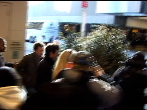 danny mcbride departs mtv studios in new york 03/28/11 - mtv stock videos & royalty-free footage