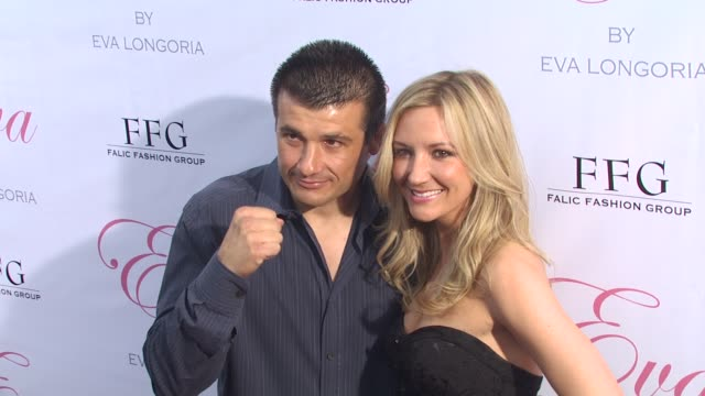 Danny Musico guest at the Eva Longoria Parker Fragrance Launch Party For 'Eva' at Hollywood CA