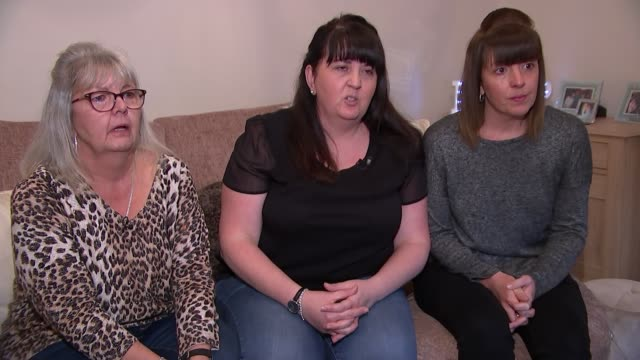 Appeal for information on second killer known as 'Ghost' ENGLAND INT Amanda Pearce interview SOT with Jan Pearce and Stacey Amis Stacey Amis...