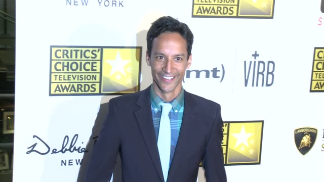 Danny Pudi at Broadcast Television Journalists Association's 3rd Annual Critics' Choice Television Awards on 6/10/2013 in Beverly Hills CA