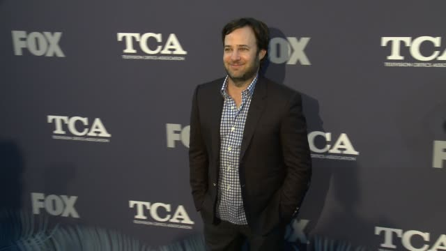 Danny Strong at the FOX Summer TCA 2018 AllStar Party at Soho House on August 02 2018 in West Hollywood California