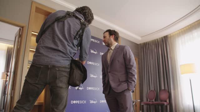 "GBR: ""Dopesick"" Behind-The-Scenes Photoshoot - 65th BFI London Film Festival"