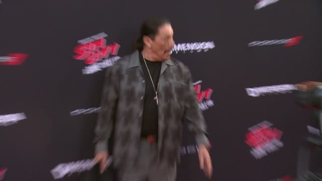 danny trejo at sin city a dame to kill for los angeles premiere at tcl chinese theatre on august 19 2014 in hollywood california - mann theaters bildbanksvideor och videomaterial från bakom kulisserna