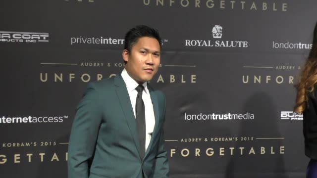 Dante Basco at the Audrey and KoreAm 2015 Unforgettable Gala at The Beverly Hilton Hotel in Beverly Hills at Celebrity Sightings in Los Angeles on...